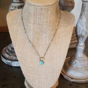 Silpada - Fresh Glow Howlite Necklace